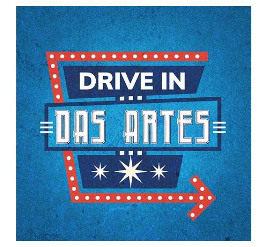Drive IN das Artes - by INTI